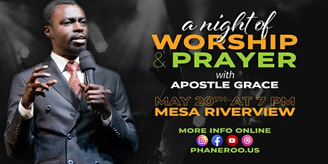 Make Manifest | Night of Worship & Prayer tickets