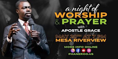 Make Manifest | Night of Worship & Prayer tickets