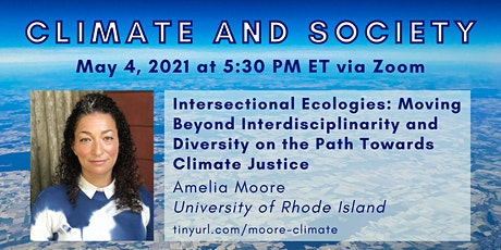 Amelia Moore - Intersectional Ecologies tickets