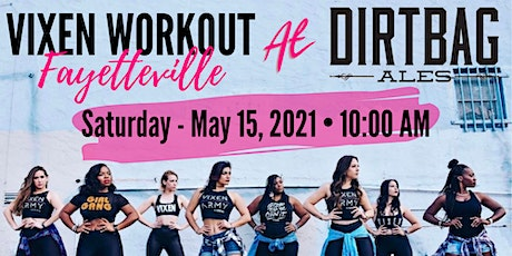 Vixen Workout Fayetteville at Dirtbag Ales tickets