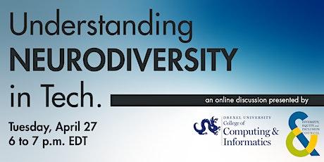 """Understanding Neurodiversity in Tech,"" presented by CCI's DEI Council tickets"
