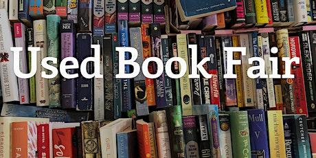 Hastings PTSA  Used Book Fair 2021 tickets