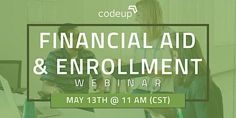 Codeup | Financial Aid and Enrollment Webinar tickets