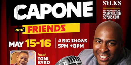 Sam Sylk presents Comedian Capone & Friends tickets