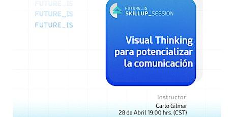 Visual Thinking para potenciar la comunicación entradas