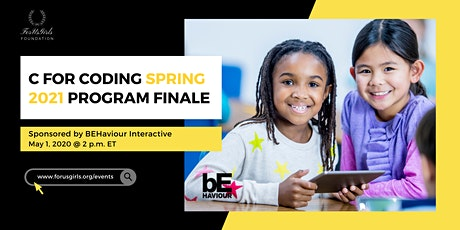 C FOR CODING PROGRAM FINALE tickets