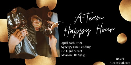A-Team Happy Hour tickets