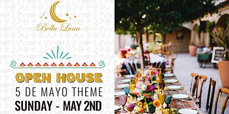Bella Luna Open House -Celebrating 5 de Mayo - Hosting SWP Donation de Mayo tickets
