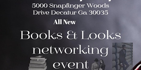 Books & Looks networking event tickets