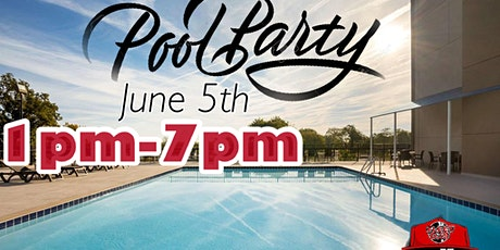 Arkansas Fleet DJs Pool Party tickets