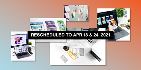 ☆ NEW DATES ☆ Accessible UX/UI Design for Artists tickets