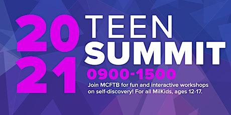 MCFTB Teen Summit - Self Development tickets