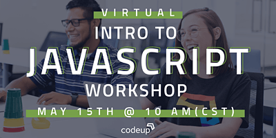 Codeup | Learn to Code Workshop: Javascript (Intro to Web Development)