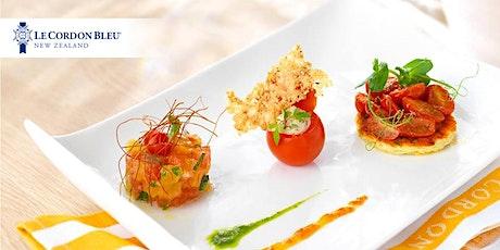9 Course Degustation Dinner on Thursday10th June 2021 at Le Cordon Bleu tickets