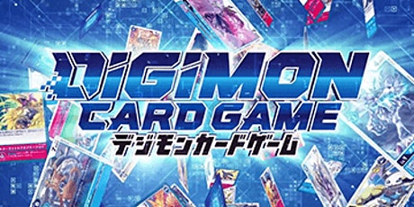 Digimon TCG Tournament tickets