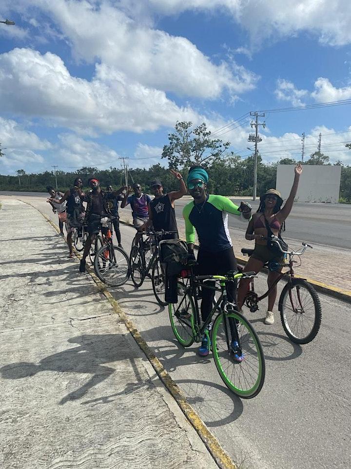 Isla Cozumel Biking Experience image