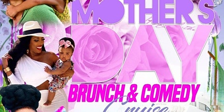 Mother's Day Brunch & Comedy on Jewel Yacht tickets