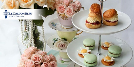 High Tea at Le Cordon Bleu on Friday 4th June 2021 tickets