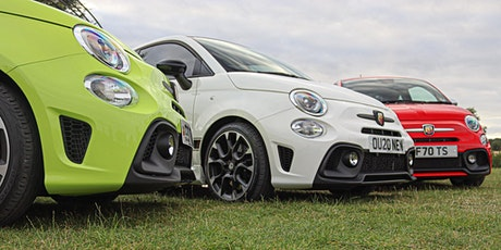 ABARTH  Owners' Petrolheadonism  Exclusive - Beds tickets