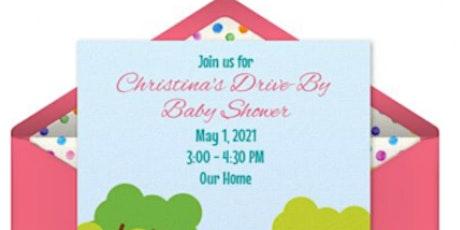 Christina Umoren's Drive Through Baby Shower tickets