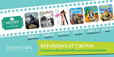 Movies in the Park presented by Altra Federal Credit Union tickets