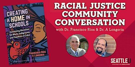 Racial Justice Community Conversation and Book Talk tickets