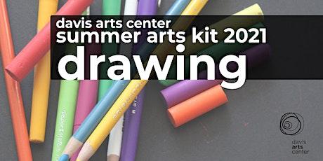 Summer Arts Kit: Drawing tickets