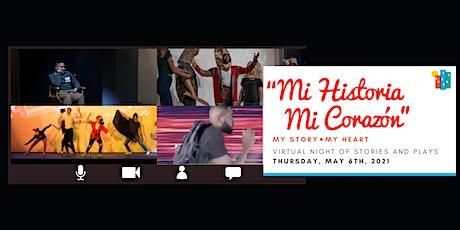 """5th Annual Fundraiser """"Mi Historia, Mi Corazón"""" tickets"""