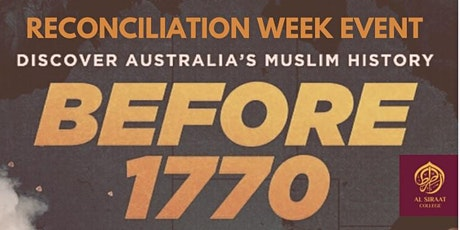 Reconciliation Week Event & BEFORE 1770 Screening at PRACC tickets