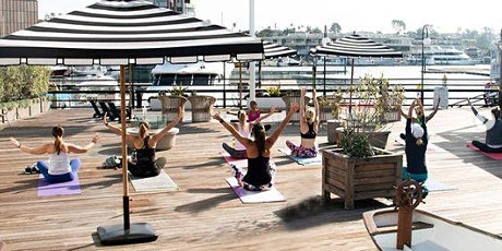 Outdoor Classes with Curl Fitness on the Lido Deck tickets