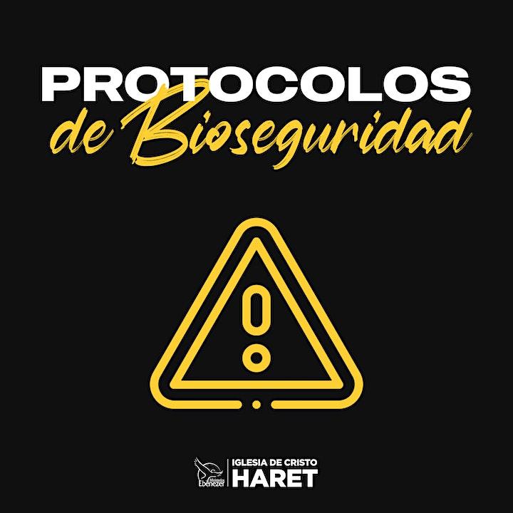 Imagen de SERVICIO PRESENCIAL // DOMINGO 18 ABRIL // 9:00 A.M.