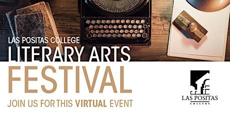 Las Positas College Literary Arts Festival entradas