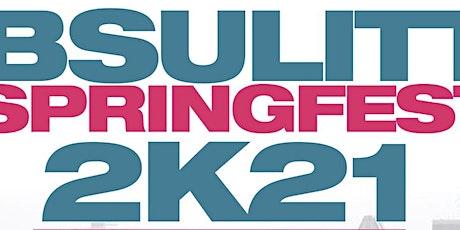 BSULITT Spring Fest Week Line Up 4.27-5.2 tickets