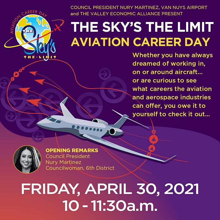 Aviation Career Day 2021 image