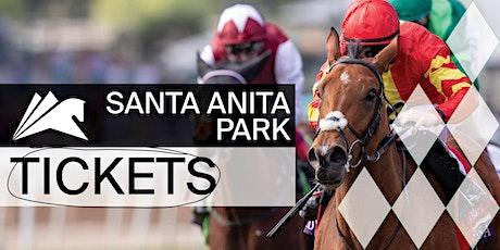 Santa Anita Park - Sunday, May 2nd tickets