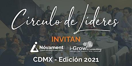 Círculo de Líderes CDMX -  Inspire by experience entradas