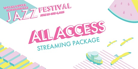 All Access Streaming Package -TD VIJF 2021 - 39 Shows tickets
