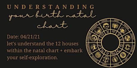 Understanding Birth Natal Chart tickets