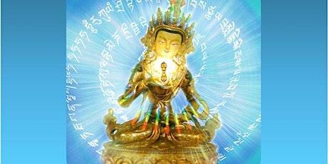 Vajrasattva Express Meditation (ONLINE) tickets