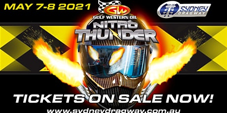 Gulf Western Oil Nitro Thunder 2021 tickets