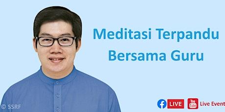 Meditasi Terpandu Bersama Guru biglietti