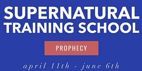 Supernatural Training School:  Prophesy tickets