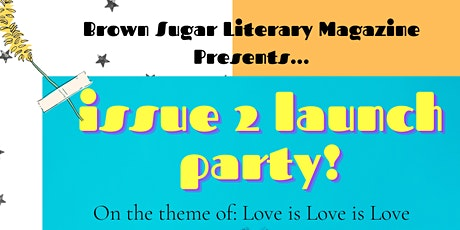 Brown Sugar Lit: Issue 2 Launch Party! tickets