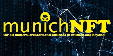 munichNFT – Ideation Workshop: Challenges we can solve with Blockchain/NFT? tickets