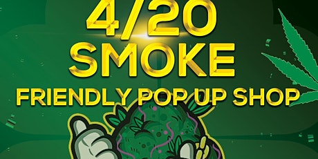 420 POP UP tickets