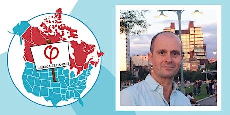 Les conférences de la France insoumise d'Amérique du Nord (Frédéric Viguier billets