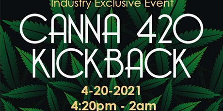 Canna 420 Kickback tickets