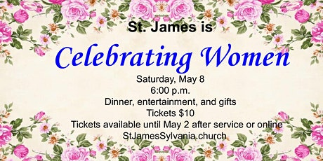Celebrating Women tickets