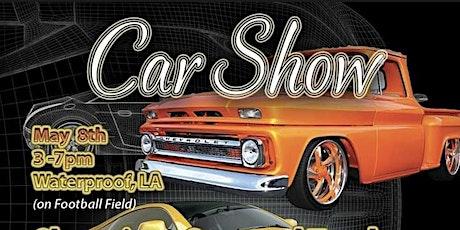 Waterproof Car Show tickets