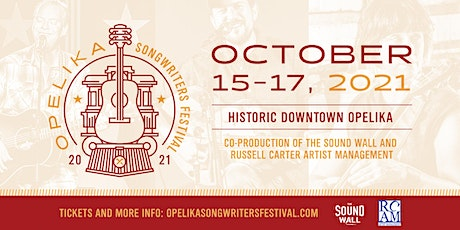 2nd Annual Opelika Songwriters Festival 2021 tickets
